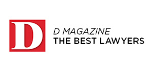 D Magazine - The Best Lawyers